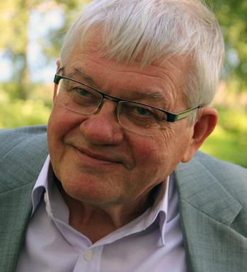 Professor emeritus Kjell Aleklett