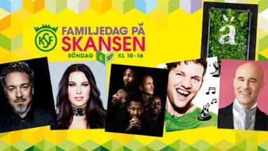 Familjedag på Skansen den 4 september 2016