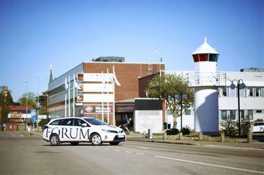 Forum Oskarshamn. Bild från forumoskarshamn.com