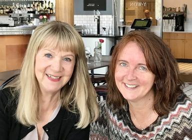 Ing-Mari Janzon Andershed & Annika Löfgren
