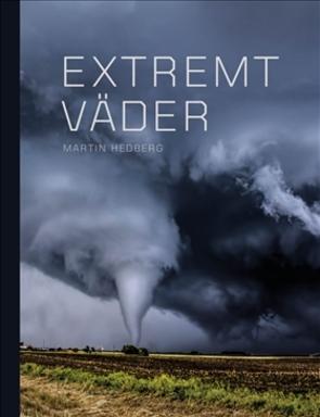 Bokomslag, Extremt väder, Martin Hedberg
