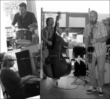 Jazzdiggarkvällar i Mariefred – Jazzdiggarkvällar under hösten på Djurgårdsporten i Mariefred