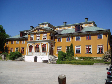 Ekebyhovs slott. Foto: Udo Schröder. CC BY