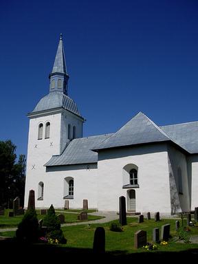 Skå kyrka. Foto: Udo Schröder CC BY-SA