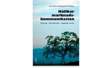 Pia Boson, berättar om sin bok: Hållbar marknadskommunikatio