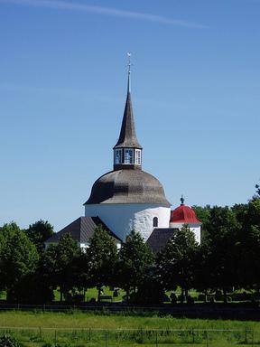 Munsö kyrka. Foto: Udo Schröter. CC (BY-SA)