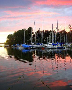 Båtklubb. Foto: Per Ola Wiberg. CC (BY)