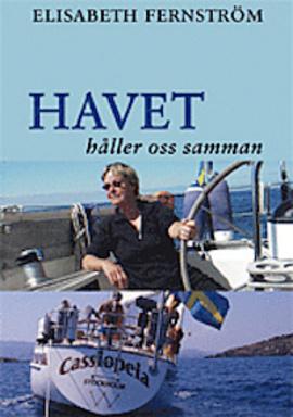 """Elisabeth Fernströms bok """"Havet håller oss samman""""."""
