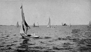 Yachting. Foto: Internet Archive.