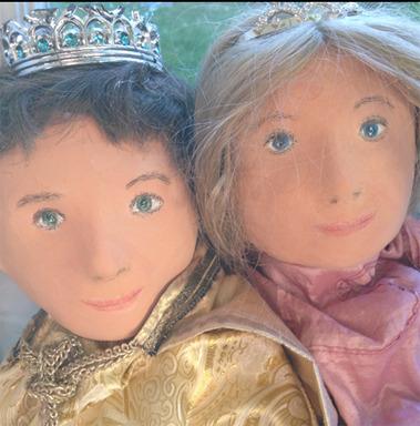Törnrosa - en dockteaterföreställning för barn från 3 år