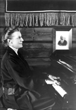 Tonsättaren Alice Tegnér 150 år