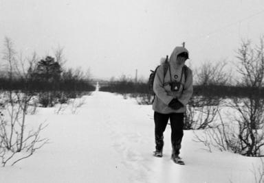 Vandring på Nordkalotten Foto: Sven G. Nilsson