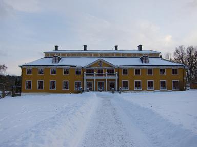 Ekebyhovs slott. Foto: Henrik Ismarker. CC (BY-NC-ND)