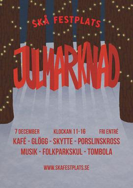 Årets fantastiska affisch av Katarina Frisö!