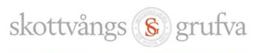Skottvångs Grufvas logotyp