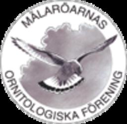 Mälaröarnas ornitologiska förenings logotyp