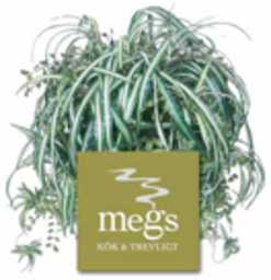 Megs Kök & Trevligt i Malmbys logotyp