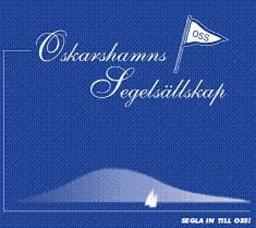 Oskarshamns Segelsällskap - OSS logotyp