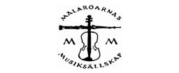 Mälaröarnas musiksällskap – Mämus logotyp