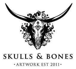 Skulls & Bones Artworks logotyp