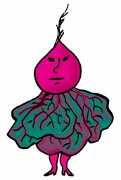 Den Nära Matens Vänners logotyp