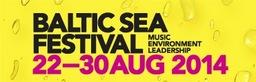 Östersjöfestivalen / Baltic Sea Festivals logotyp