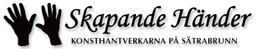 Skapande Händers logotyp