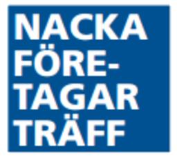 Nacka FöretagarTräffs logotyp