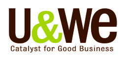 U&We - Catalyst for Good Business logotyp