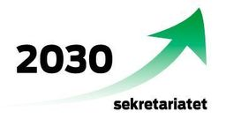 2030 Sekretariatets logotyp