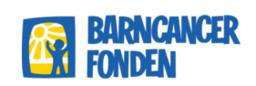 Barncancerfondens logotyp