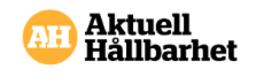 Aktuell Hållbarhet Konferenss logotyp