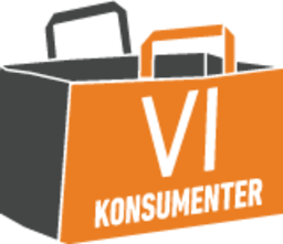 Vi Konsumenters logotyp