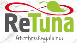 Retuna Återbruksgallerias logotyp