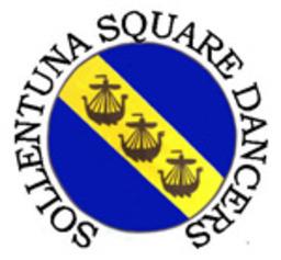 Sollentuna Square Dancers logotyp