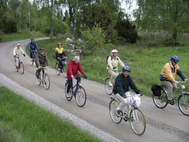 Cykelgruppen i Stallarholmen