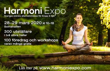 HarmoniExpo - Största alternativmässan - Varje vår och höst