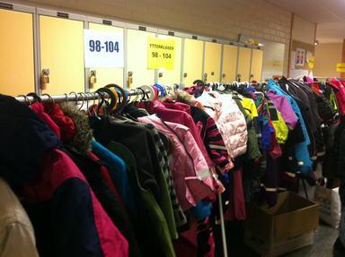 Mälaröarnas klädbytardag – Sälj och köp begagnade barnkläder och prylar till toppenpriser.