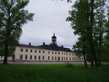 Svartsjö slott. Foto: Henrik Ahlén CC (BY-NC-SA)