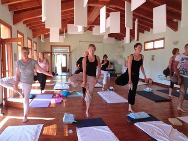 Yoga Ayurveda Meditation på Retreat