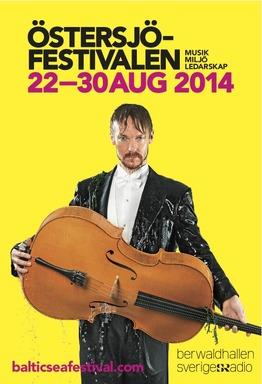 Östersjöfestivalen 2014, den 22-30 augusti i Stockholm