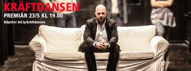 Kräftdansen  - ny svensk dramatik – Tillvaron för en Brommafamilj ställs på sin spets efter cancerbesked.
