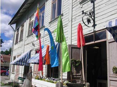 Butiken i Sätra Brunn, Sala