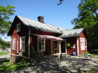 Julmarknad i Gamla Huset, Ekerö – Julmarknad 2014 i Gamla huset Kafé och Butik, Ekerö