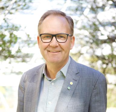 Bengt Wånggren, VD, SGBC. Fotograf: Jashar Ghavampour