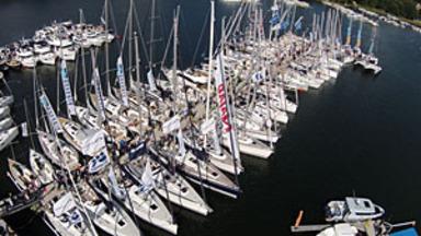 Segelbåtar i Sverige