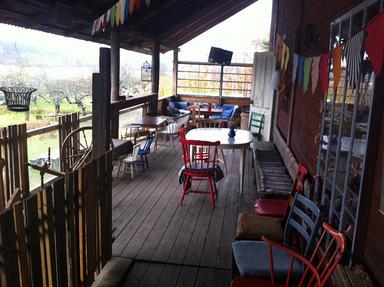 Rosenhills café. Foto: Johan Lange CC(BY)
