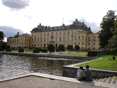 Drottningholms slott. Foto: sk12/flickr. CC(BY)