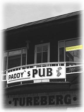 Författarträff på Paddy´s Pub – Historien som aldrig blev berättad.